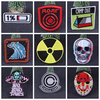 Nuclear Power Plant Radiation Patches For Clothes STALKER Factions Mercenaries Loners Atomic Power Badge Patch Chernobyl Stripe nuclear power plant design using gas cooled reactors