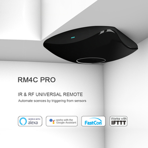 Image 2 - Broadlink RM4 Pro Rm4C Mini Smart Home Automation WiFi IR RF Universal Intelligent Remote Controller Work With Alexa Google
