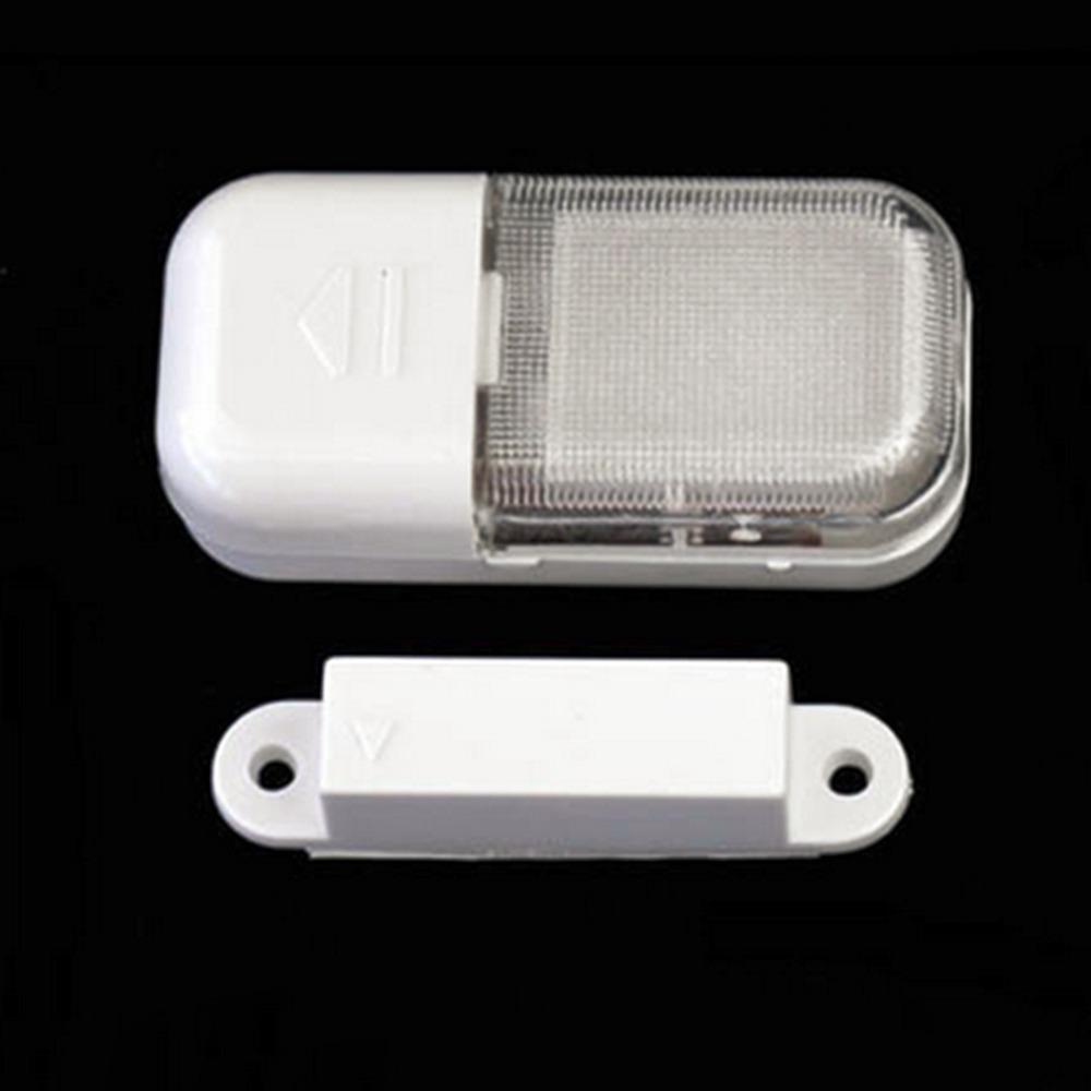 2019 Capsule Shape Wireless Automatic Functional LED Magnetic Sensor Closet Light Lamp Supebright For Wardrobe Cupboards Cabinet