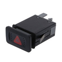 Hazard Warning Dash Light Indicator Switch For Golf MK4 Bora 1998 2006 1J0953235