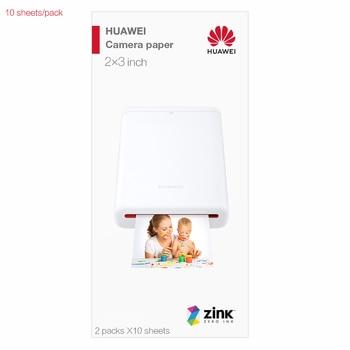 Originale Huawei Honor AR Portable Photo Tasca Zink Quota di FAI DA TE di Carta Della Stampante Bluetooth 4.1 20 per confezione