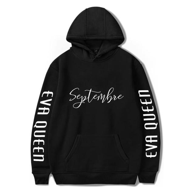 2020 Eva Queen Hoodies Men Casual Streetwear Sweatshirt Sudadera Hombre Eva Queen Hoodie For Men/Women 5