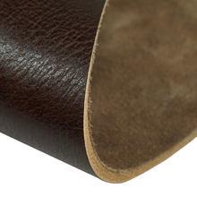 4,5 мм толстый полностью зернистый воловья кожа коричневый Натуральная кожа кусок первый слой материал кожа квадратный для DIY кожевенное рем...