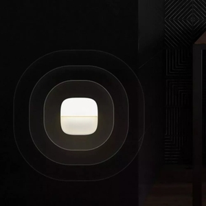 Image 4 - Yeelight YLYD09YL ساعة الوقواق التي تسيطر عليها الذكية الاستشعار ضوء الليل فائقة منخفضة استهلاك الطاقة AC220V