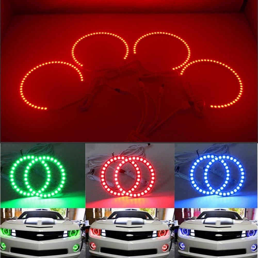 8/16/24/35/45LEDs WS2812B Pixel Ring Addressable LED Modules SK6812 WS2812 RGB Full Color Round LED Circle New DC5V
