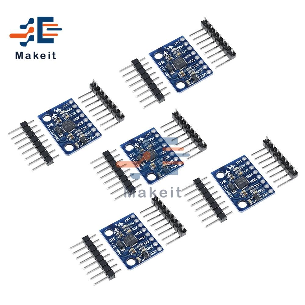 MMA8452Q Module 3Axis Accelerometer Gyroscope Module IIC Communication