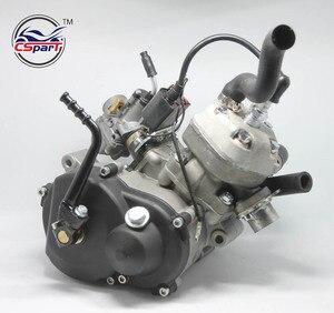 Image 2 - 49CC su soğutmalı motor 05 KTM 50 SX PRO kıdemli kir çukur çapraz bisiklet karbüratörlü