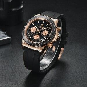 Image 5 - PAGANI 2020 Neue Quarz männer Uhren Sport Business/Wasserdicht/Uhr Männer Edelstahl Männlichen Handgelenk Uhren Relogio masculino
