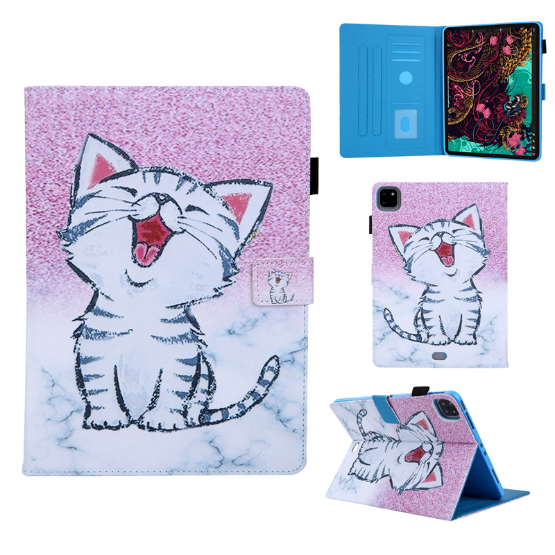 Ipad For Leather Air Case 2020 Tablet Apple 4 For Air4 Cover Air inch 10.9 IPad Cartoon