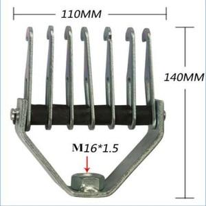 Image 2 - 7 Finger Dent Claw pin dent pulling quick claw puller hook straight pulling rings slide hammer weld washer spot stud welder