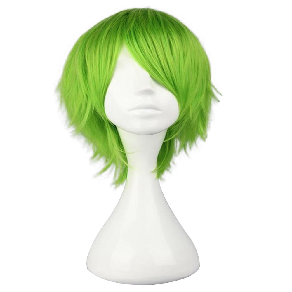 HAIRJOY Synthetic Hair Loveless  KAIDOU KIO Light Green Cosplay Wig 1