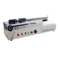 220 v length 240v quente do derretimento que emperra a máquina de encadernação automática do derretimento da máquina de encadernação do derretimento comprimento de encadernação 32cm|Encadernadora| |  -