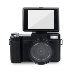 3 TFT LCD Full HD 24MP Digital Camera Video 1080P Camcorder CMOS Video Lens  + Filter Mini Digital Camera