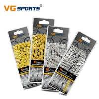VG Sport Road Mountainbike Teile Fahrrad Kette 8 9 10 11 Geschwindigkeit Velocidade MTB Ketten 116L Radfahren Halbe/ volle Hohl Gold Silber