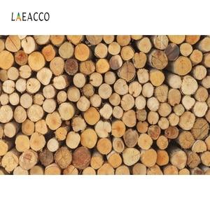 Image 5 - Laeacco עץ עץ גזע גראנג דיוקן צילום תפאורות צילום רקע חג המולד דקור שיחת וידאו צילום סטודיו