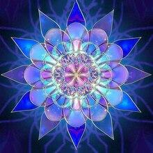 """5d diy Алмазная мозаика """"мандала"""", Алмазная мозаика, домашний декор, алмазная живопись, полная Алмазная вышивка, узоры, стразы 1001"""