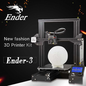 Creality 3D Ender-3 / Ender-3 Pro 3D Printer DIY Kit Self-assemble with Upgrade Resume Printing Power Ender 3 3D Printer(China)