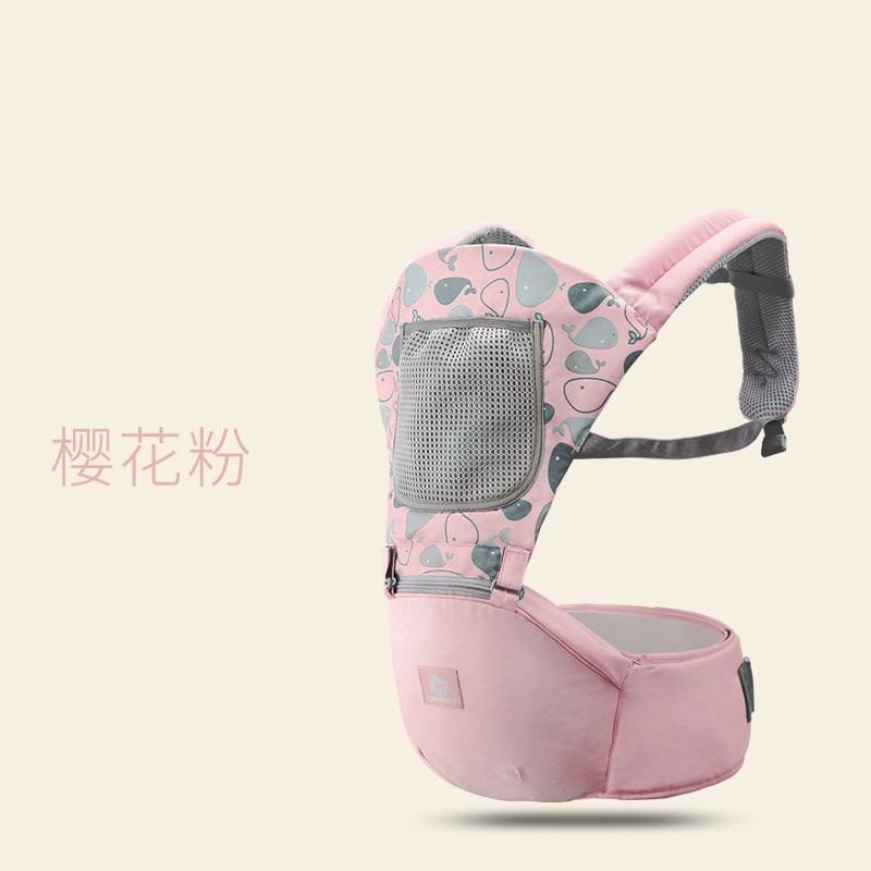 Baby Carrier Ergonomic Sling Front Hug Waist Stool Holding Belt Porte Bebe Kangaroo Hip Seat Versatile For The Four Seasons