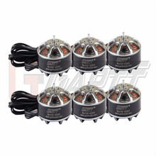 6PCS GARTT ML 4108 620KV Brushless Motor For Multi-rotor Quadcopter Hexacopter RC Drone цена 2017