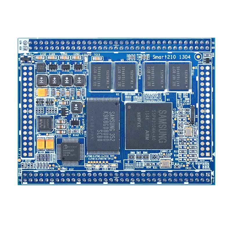 Smart210 / Tiny210V2 Core Board Cortex-A8 Development Board S5PV210 Supports 3D Graphics Playback 1080P HD Video