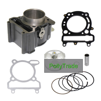 цена на MAJESTY YP260 LH260 Cylinder Assembly Piston with Piston Ring Set Cylinder Diameter 70mm. Drop Shipping