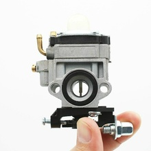 Carburetor 10mm for brush cutter engine Echo 260S 261S 261SB PPT PAS 260 261 BC4401DW TU26 34F 36F 260 330