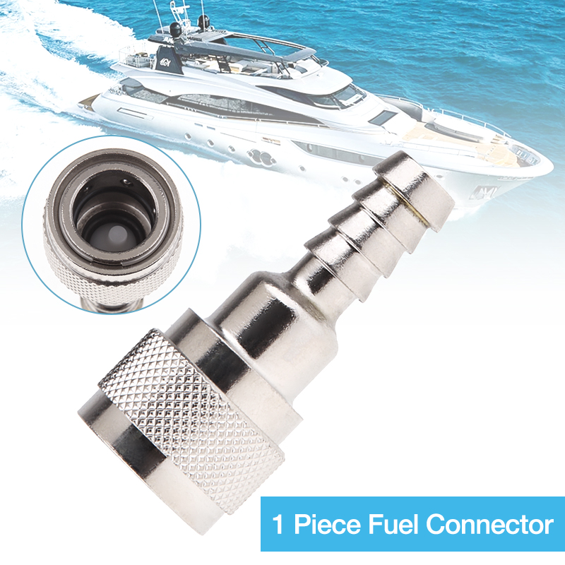 Boat Fuel Line Tank Connector for Tohatsu Replaces 3GF-70250-0 Outboard