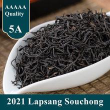 2021 hohe Qualität Lapsang Souchong Schwarz-Tee Wuyi Lapsang Souchong Tee Ohne Rauch Geschmack Zheng Shan Xiao Zhong Tee