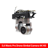 Genuine Mavic Pro Drone Gimbal Camera 4K HD with/no Mainland Camera Lens Video Replacement Repair Parts for DJI Mavic pro Drone