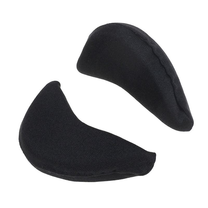 1/2/3/4Pair Shoes Adjustment Sponge Forefoot Insert Toe Plug Anti-pain Big Shoes Toe Front Long Top Filler Half Forefoot Cushion
