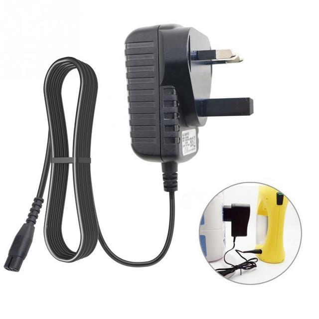 فاحش حماية امدادات الطاقة أسود التوصيل خفيفة الوزن محول مؤشر LED شاحن بطارية