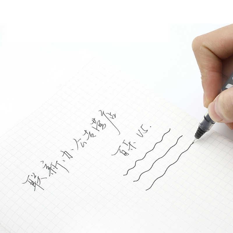 6 sztuk japonia Pilot HI-TECPOINT długopis żelowy BXC-V5/V7 0.5mm/0.7mm może zastąpić wkład atramentowy igły bardzo cienkie punkt płynny atrament biuro