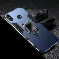 Funda de lujo para Xiaomi Mi A2, carcasa con anillo magnético, 5,99, para Xiaomi Mi A2 6X MiA2 Mi6x