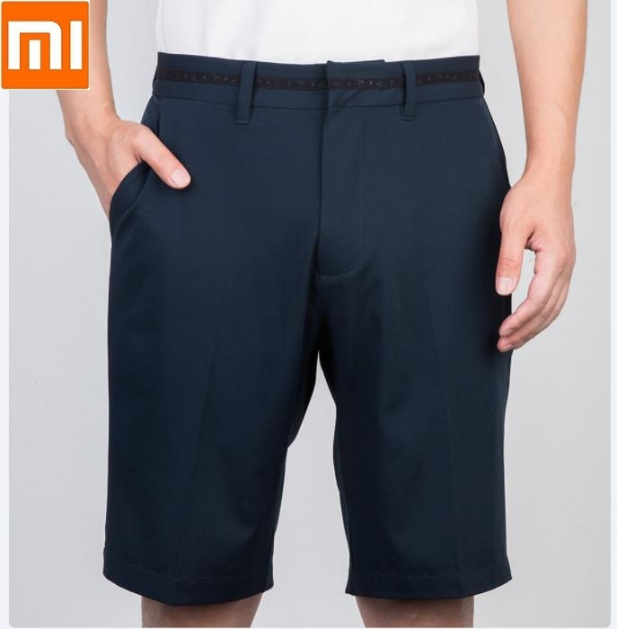 Xiaomi  Business Men Leisure Quick Drying Shorts Stretch Pants Comfortable Lightweight And Breathable Sports Fitness Short Pants