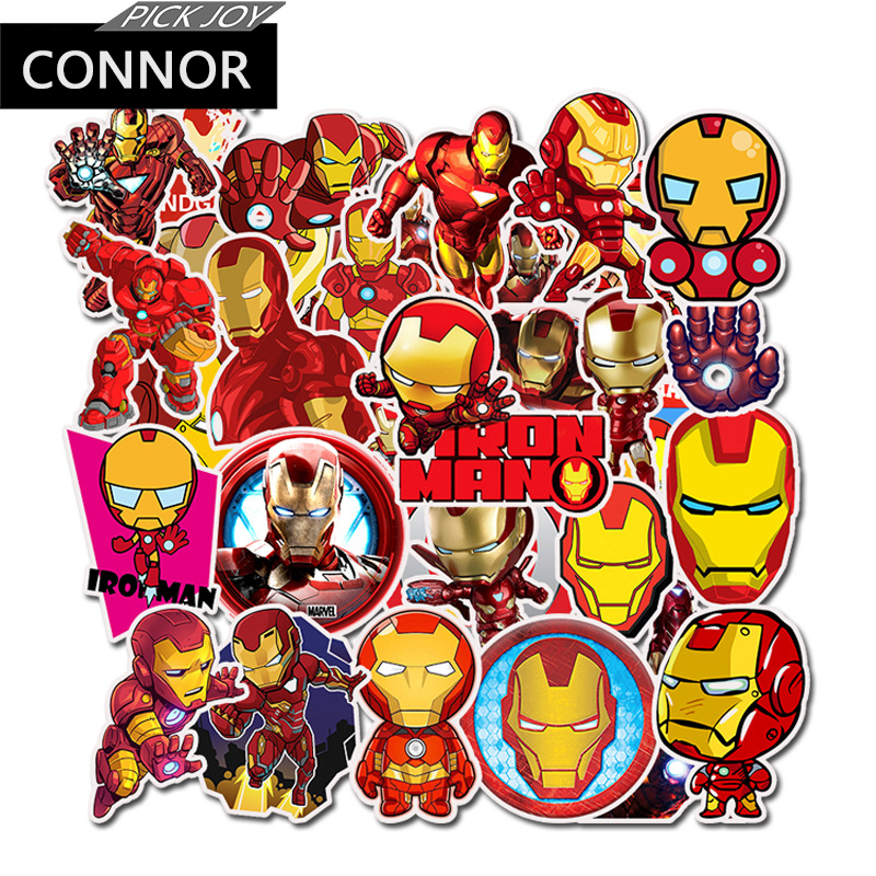 Avengers Superhero Cartoon 5D Diamond Painting Kids Craft 9 Character Stickers