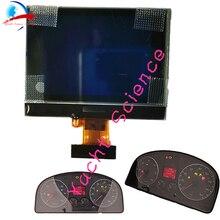 نصف حجم لوحة أداة العنقودية VDO شاشة الكريستال السائل بكسل إصلاح لشركة فولكس فاجن توران باسات تيجوان جولف 5 العلبة جيتا مقعد توليدو