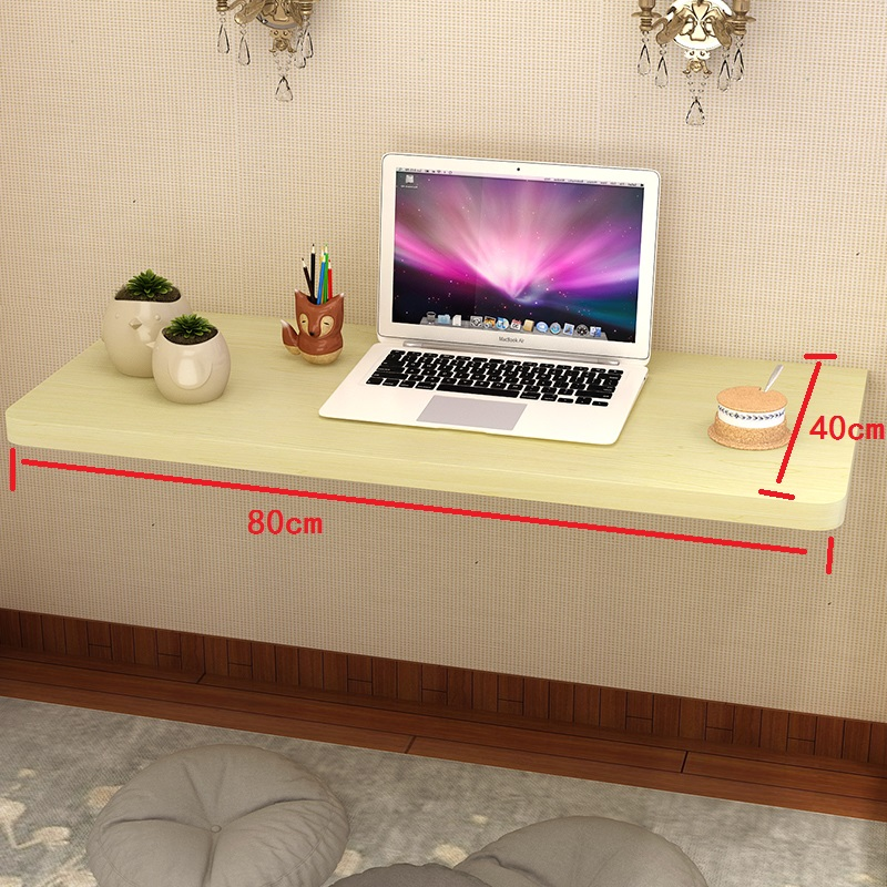 Simple Household Wall Table Folding Table Dining Table Wall Hanging Wall Computer Desk Desk Wall Table