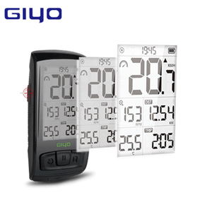 Image 3 - GIYO M40 Computer Wireless Bluetooth4.0 Bicycle Computer Mount Holder Bicycle Speedmeter Speed/Cadence Sensor With Magene HRM