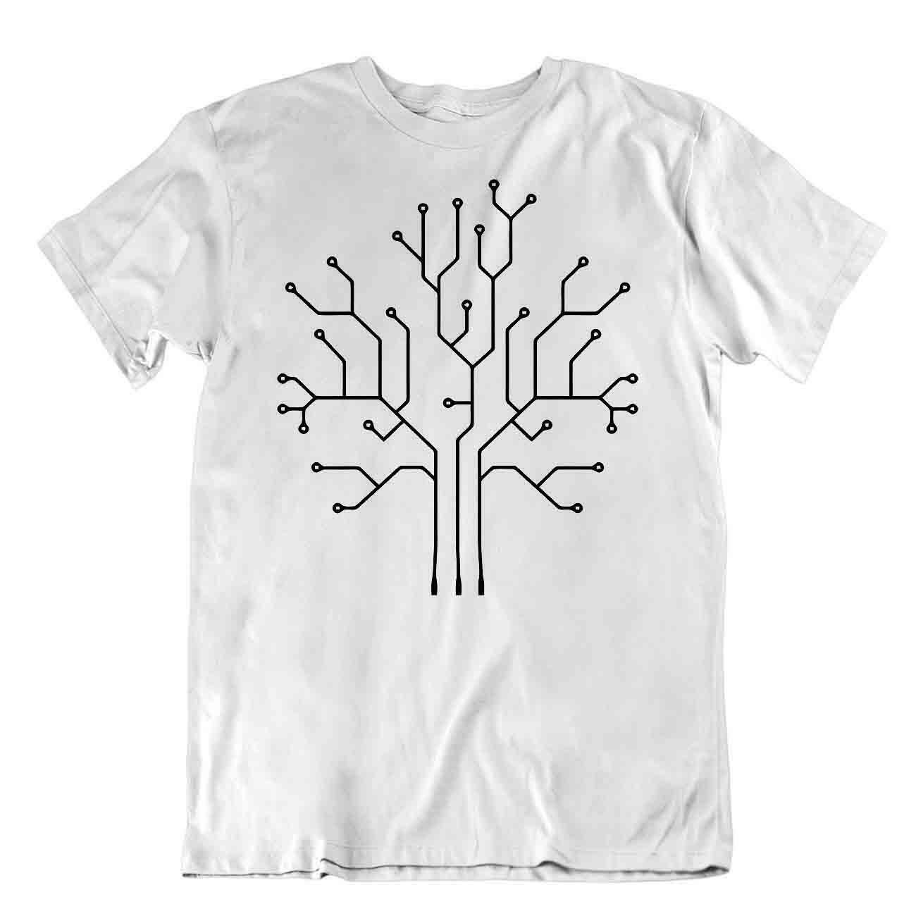 T-shirt design Darbre Binaire, avec Programmeur, Unique, pour Anniversaire