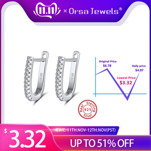 ORSA JEWELS Real 925 Sterling