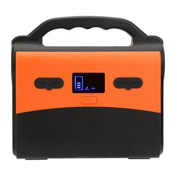 Portable Solar Generator with 36Ah Battery Capacity for Online UPS/Emergency Backup Power Supply
