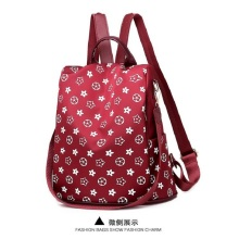 Fashion Backpack Female New Solid Color Waterproof Harajuku Korea Ins Sweet Women Casual Backpack Computer Bag