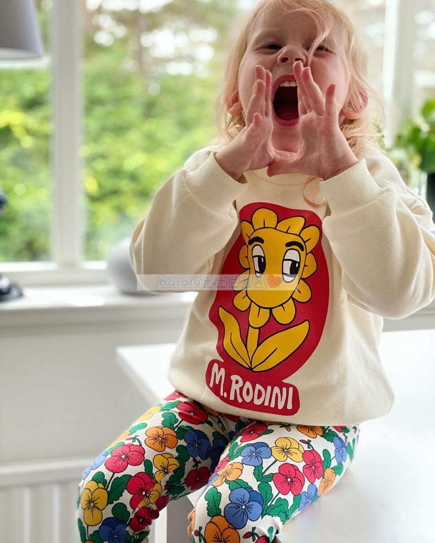 Mini 2020 New Autumn Winter Long Sleeve Sweater Baby Girls Costumes Children Tracksuits Boys Sweatshirts Kids Pants Christmas 2