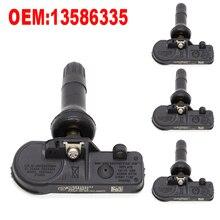 13586335 Sensor de presión de neumáticos TPMS para Cadillac GMC Buick Chevy Silverado Tahoe Impala de Sensor de Monitor de presión de neumático