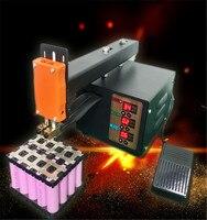 배터리 스폿 용접기 3kw 고전력 18650 스폿 용접기 리튬 배터리 팩 니켈 스트립 용접 정밀 펄스 용접기