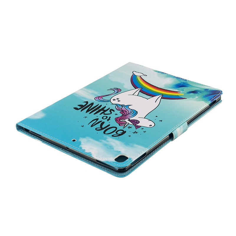 2017 Apple 2019 for iPad Pro Case Cute 10 Unicorn Cat Tablet For Magnetic Air 5 3 Cover
