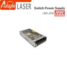 цена на Meanwell LRS-200 Switching Power Supply 12V 24V 36V 48V 200W Original MW Taiwan Brand LRS-200-24