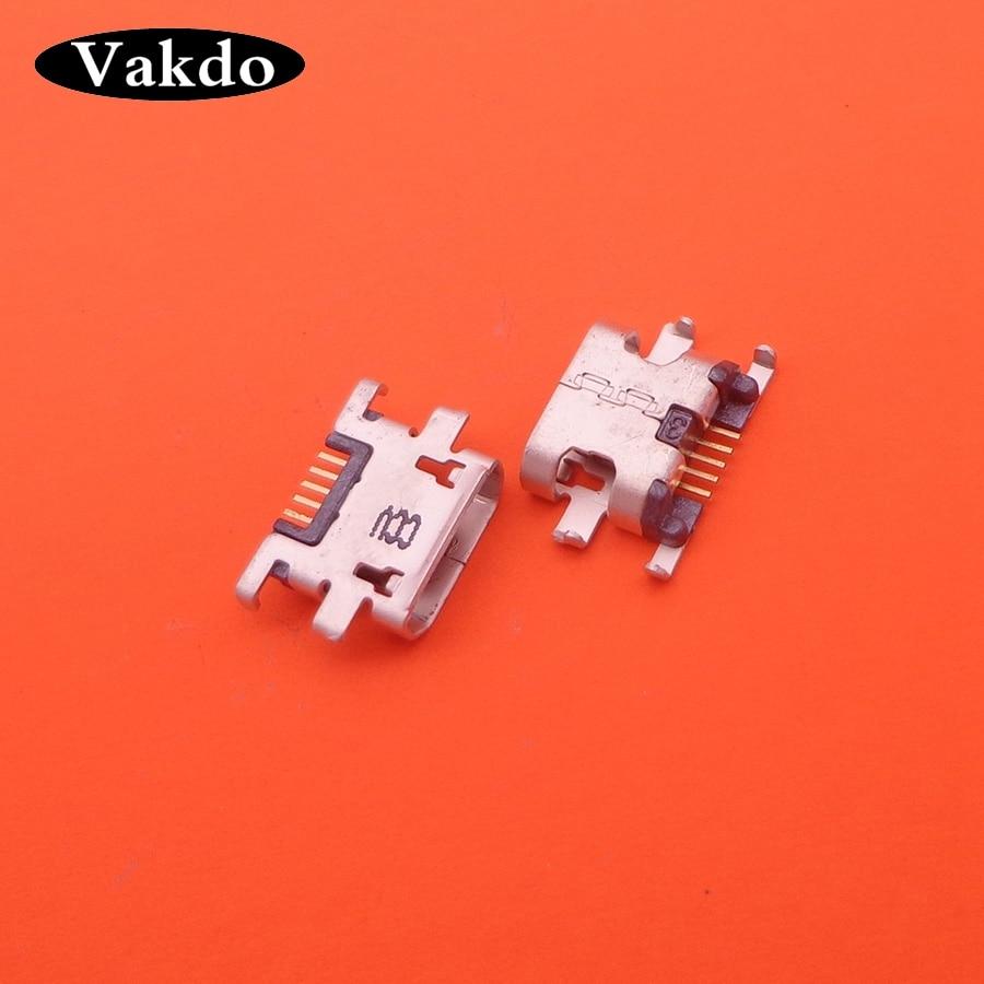 30PCS/LOT For Sony Ericsson C1905 C1904 C2004 C2005 Mini Micro USB Jack Socket Connector,phone Charging Port Replacement Repair