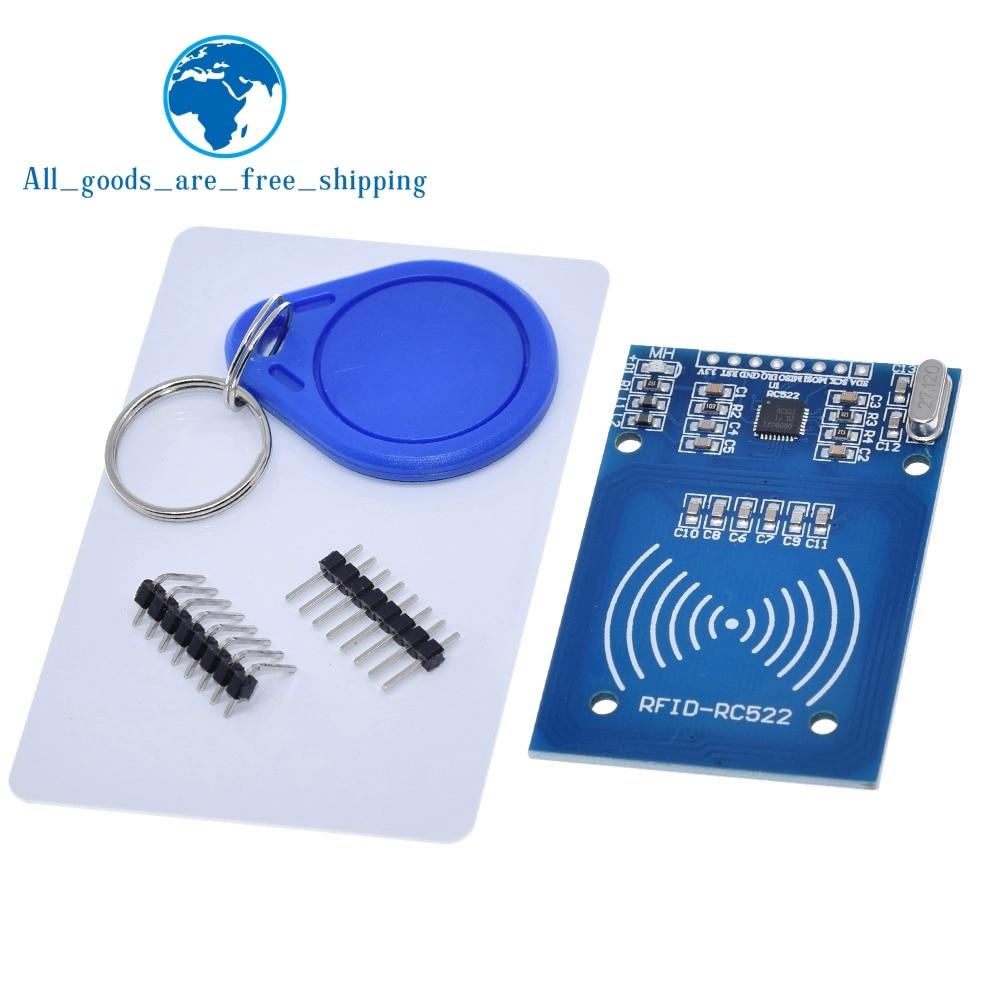 MFRC-522 RC-522 RC522 антенна RFID IC беспроводной модуль для Arduino IC KEY SPI Writer Reader IC Card Proximity Module