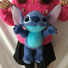 36cm Stitch Plush Toys Stuffed Soft boy doll For kids girl Gift